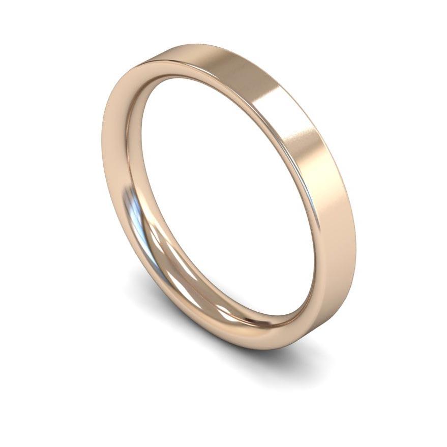 Plain Wedding Rings | Hockley Mint | C100088-1681-1685-1688