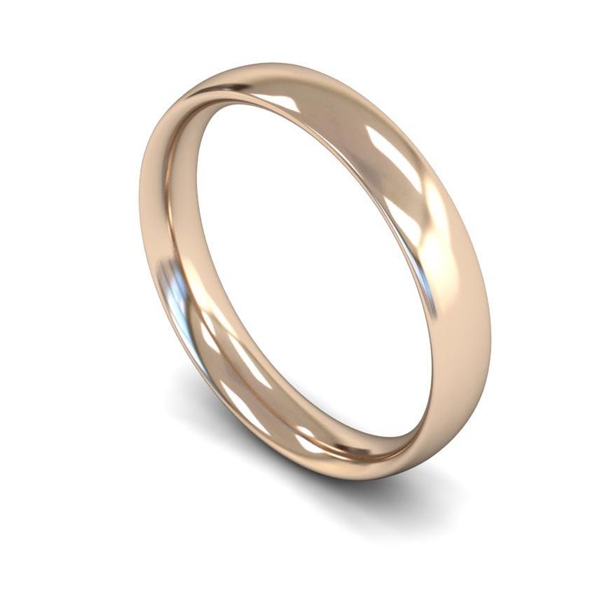 Plain Wedding Rings | Hockley Mint | C100088-1686-1688
